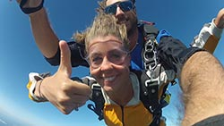 Skydiving Contest