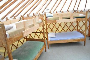Maine Yurt Rentals